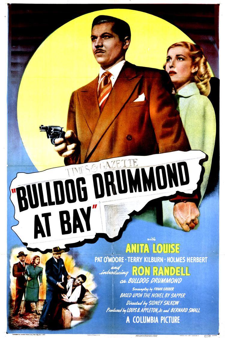 Bulldog Drummond at Bay (1947 film) wwwgstaticcomtvthumbmovieposters166903p1669
