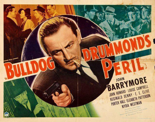 Bulldog Drummond's Peril Bulldog Drummonds Peril 1938 cinema as well as small screen