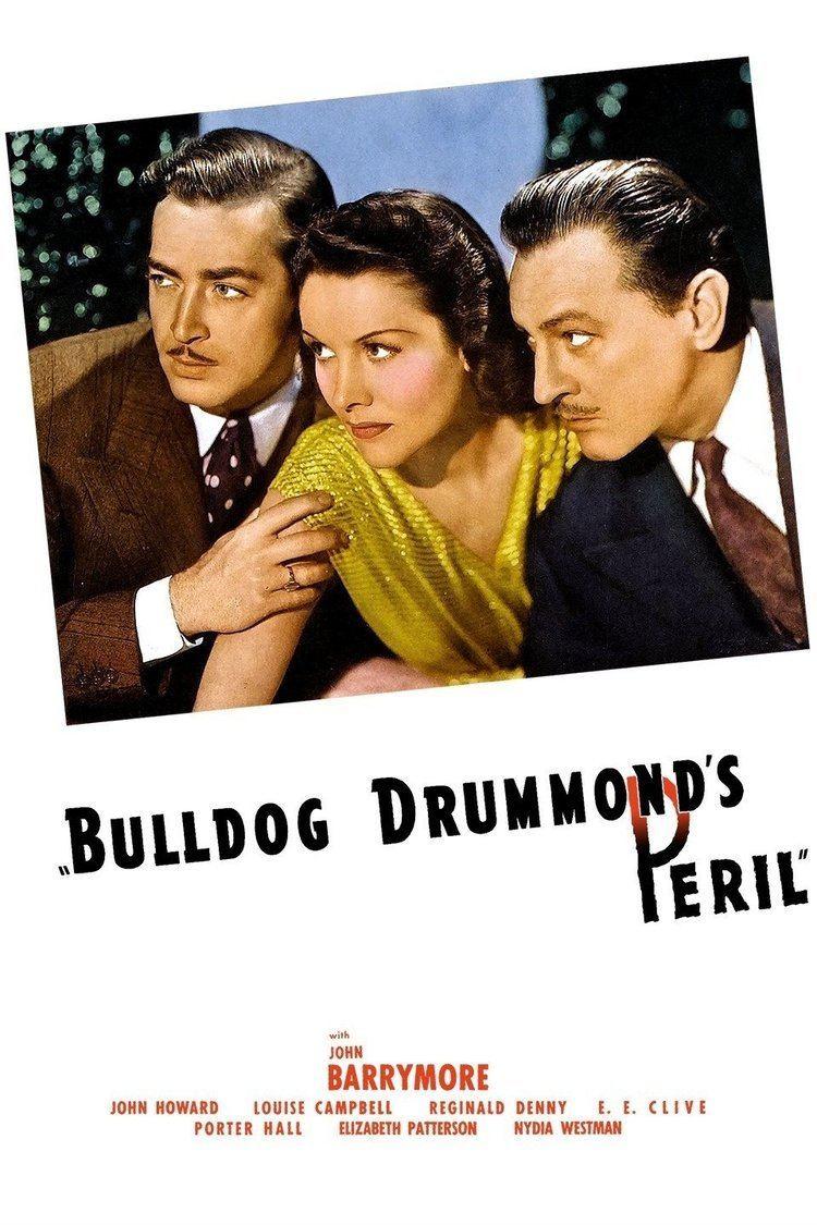Bulldog Drummond's Peril wwwgstaticcomtvthumbmovieposters7810p7810p