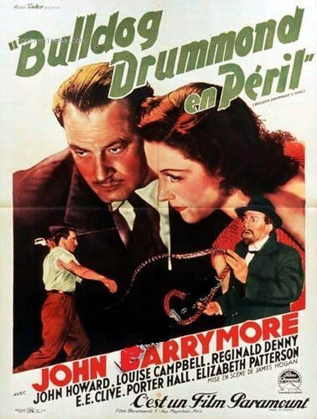 Bulldog Drummond's Peril Bulldog Drummonds Peril 1938