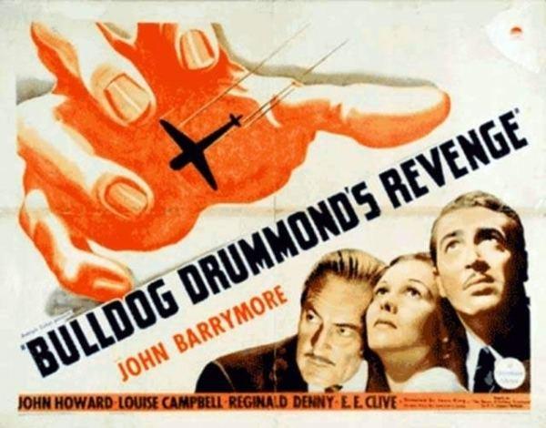 Bulldog Drummond's Revenge Bulldog Drummonds Revenge 1937