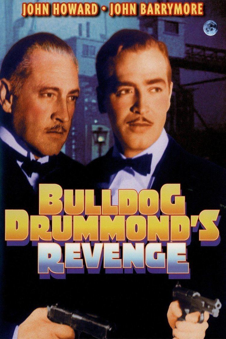 Bulldog Drummond's Revenge wwwgstaticcomtvthumbmovieposters6818p6818p