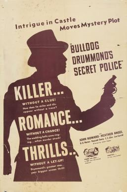 Bulldog Drummond's Secret Police Bulldog Drummonds Secret Police Wikipedia