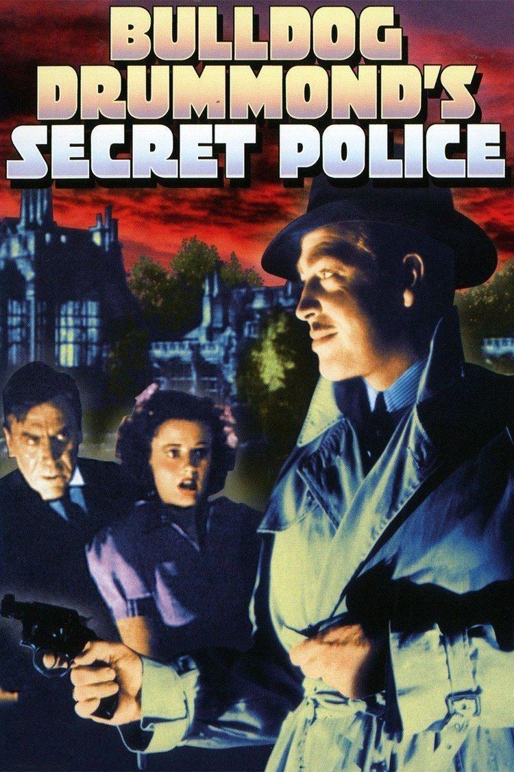 Bulldog Drummond's Secret Police wwwgstaticcomtvthumbmovieposters7979p7979p