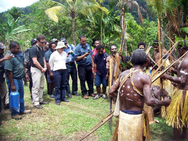 Bulldog Track Bulolo Live Opening up the Bulldog Track to Papua New Guinea and