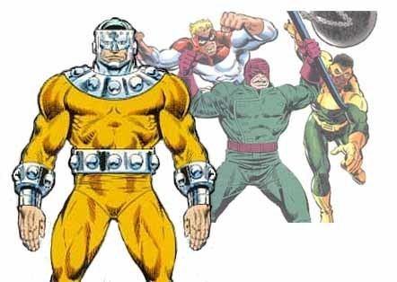Bulldozer (comics) Bulldozer Henry Camp Marvel Universe Wiki The definitive online