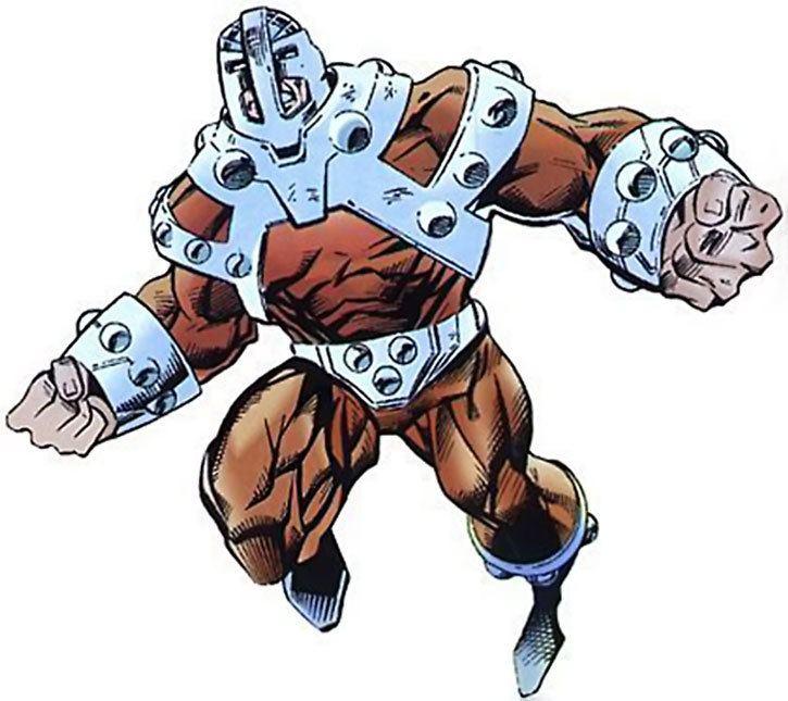 Bulldozer (comics) Bulldozer Marvel Comics Wrecking Crew Character profile