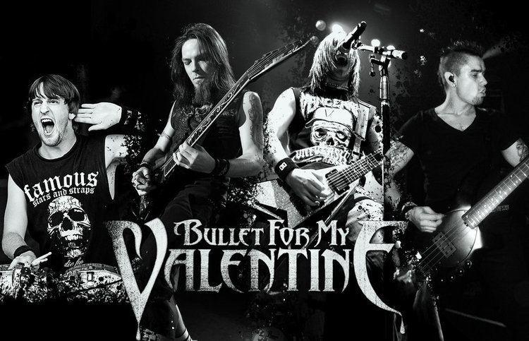 Bullet for My Valentine DeviantArt More Like Bullet For My Valentine Logo PNG by