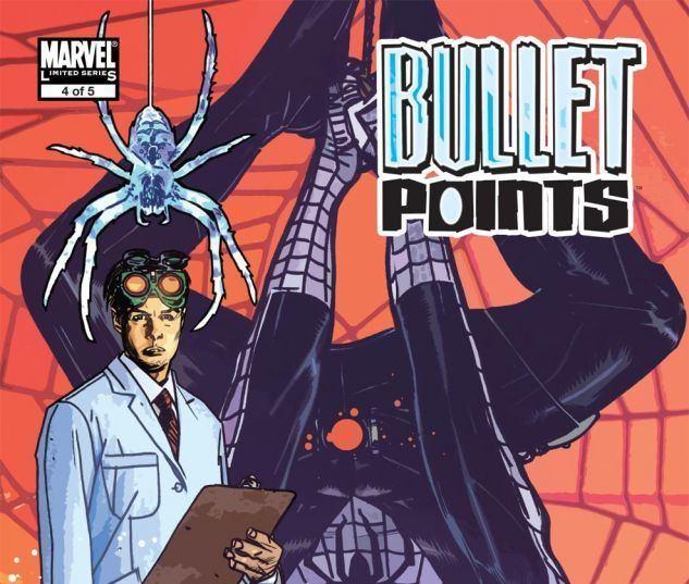 Bullet Points (comics) Bullet Points 2006 4 Comics Marvelcom