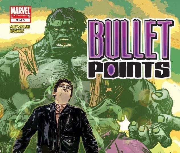 Bullet Points (comics) Bullet Points 2006 2 Comics Marvelcom