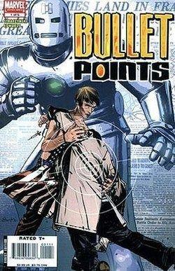 Bullet Points (comics) httpsuploadwikimediaorgwikipediaenthumb2
