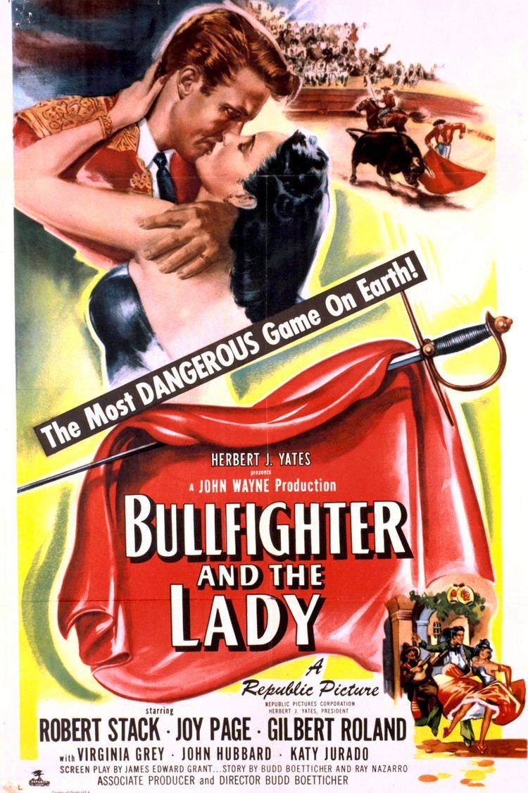Bullfighter and the Lady wwwgstaticcomtvthumbmovieposters98p98pv8