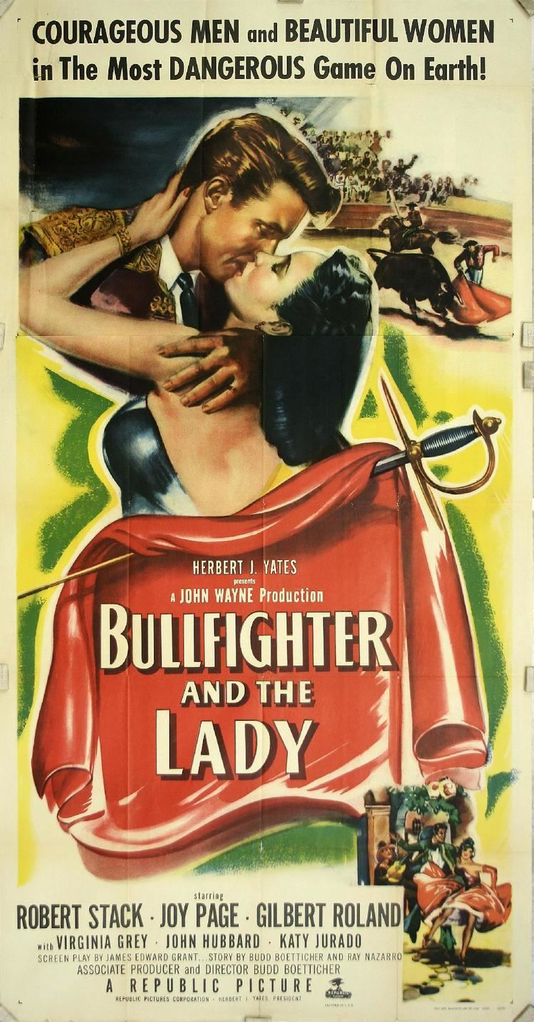 Bullfighter and the Lady The Bullfighter and the Lady 1951 Olivier Pre
