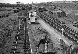 Bullgill railway station httpsuploadwikimediaorgwikipediacommonsthu