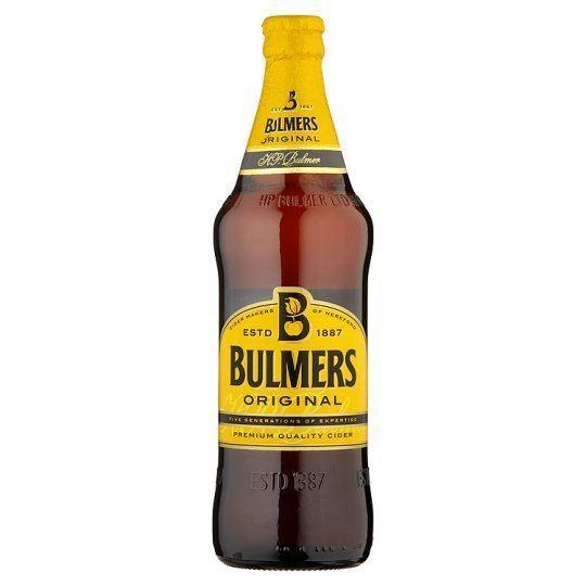 Bulmers Bulmers Original 45 568Ml Groceries Tesco Groceries
