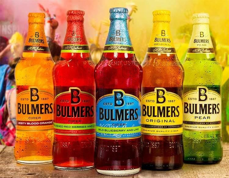 Bulmers Bulmers Cider and Kiss FM Captures Data From Festival Goers