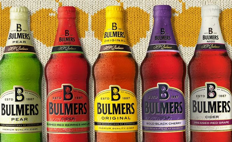Bulmers Bulmers tries to arrest sales decline with winter drink push