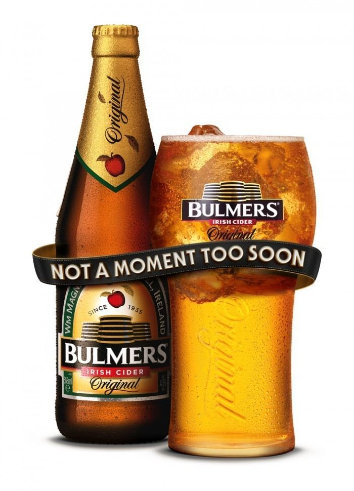 Bulmers Publicis to roll out new Bulmers TV Marketingie