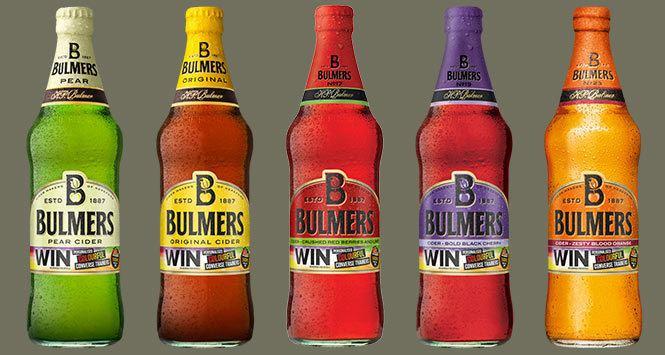 Bulmers Bulmers offers flash prizes Scottish Local Retailer Magazine