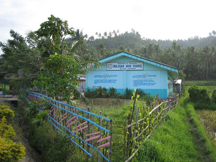 Bulusan High School