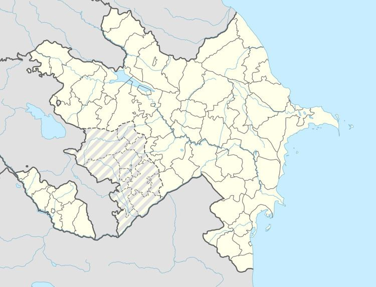 Bum, Azerbaijan