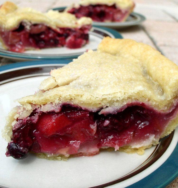 Bumbleberry pie Bumbleberry Pie Recipe