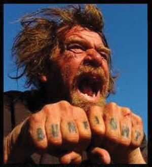 Bumfights San Diego Community News Group From homeless to humanitarian