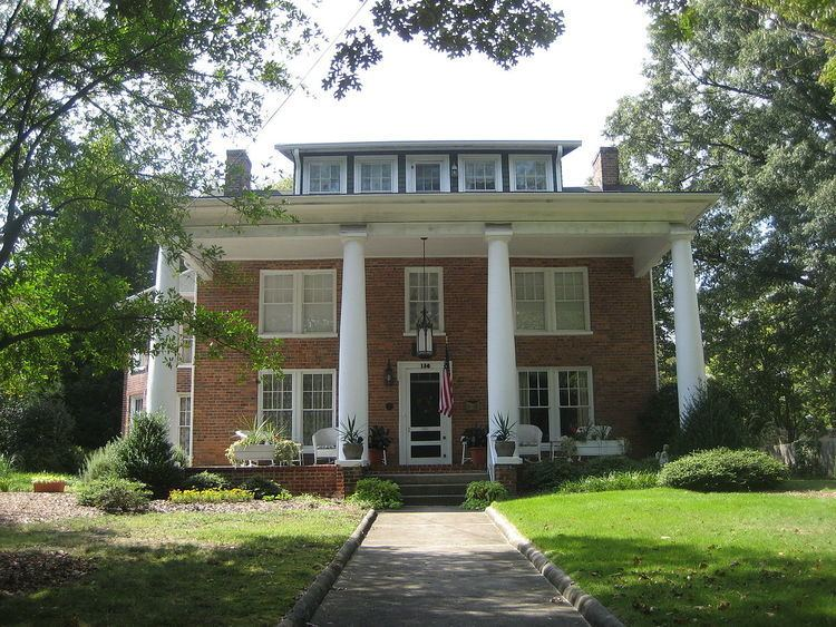 Bumpas-Troy House