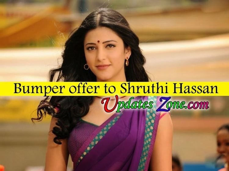 Bumper Offer movie scenes She is now busy with the Tamil telugu and malayalam films At present she is paired up with Mahesh babu in telugu movie srimanthudu in tamil puli with