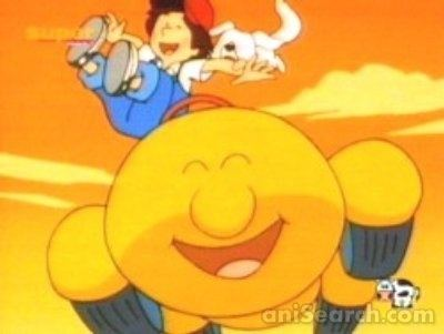 Bumpety Boo Bumpety Boo Anime 1985 TVSeries