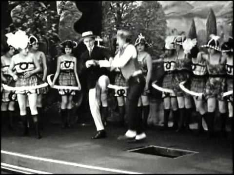Bumping into Broadway 14 1919 Harold Lloyd Bumping Into Broadway YouTube