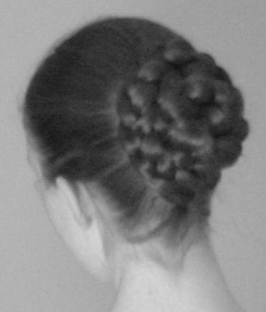 Bun (hairstyle)