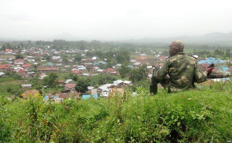 Bunagana, Democratic Republic of the Congo