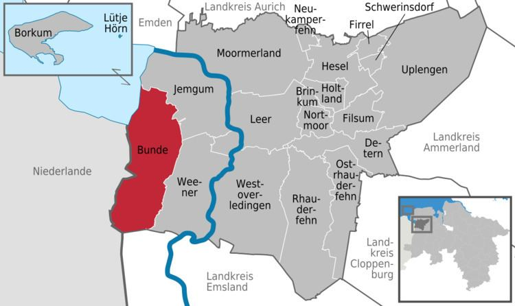 Bunde, Germany