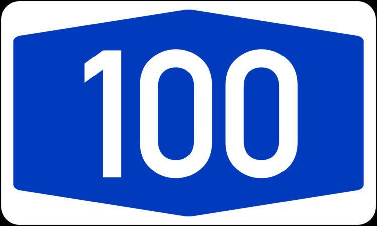 Bundesautobahn 100