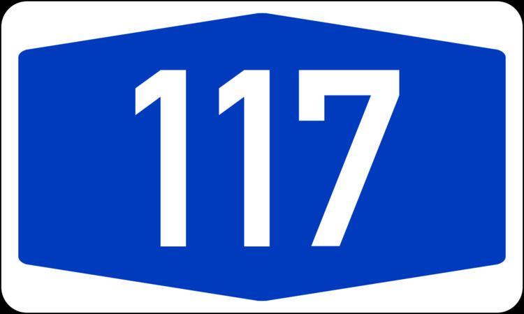 Bundesautobahn 117