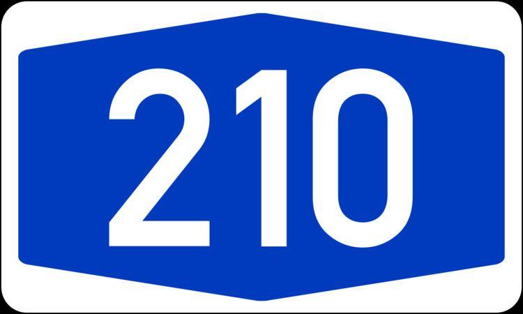 Bundesautobahn 210