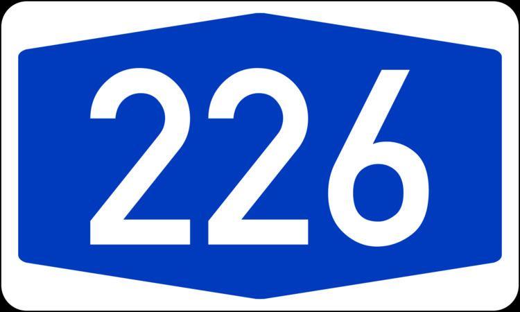 Bundesautobahn 226