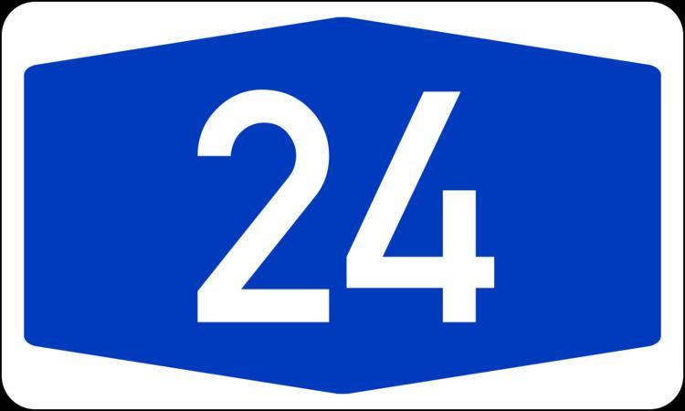 Bundesautobahn 24