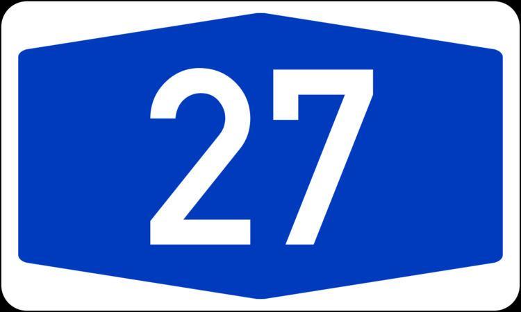 Bundesautobahn 27
