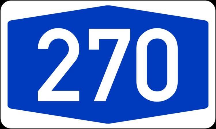 Bundesautobahn 270