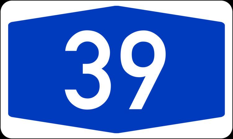 Bundesautobahn 39