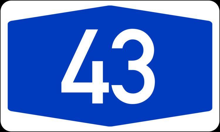 Bundesautobahn 43