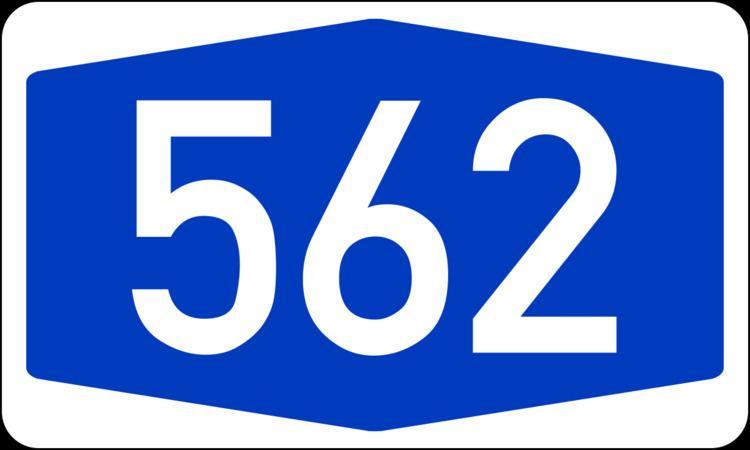 Bundesautobahn 562