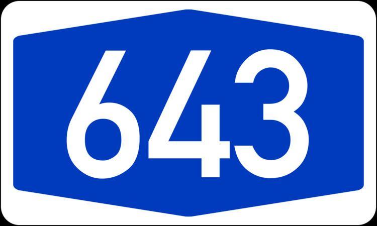 Bundesautobahn 643