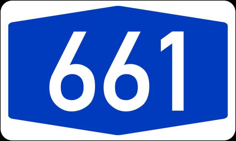 Bundesautobahn 661