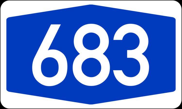 Bundesautobahn 683