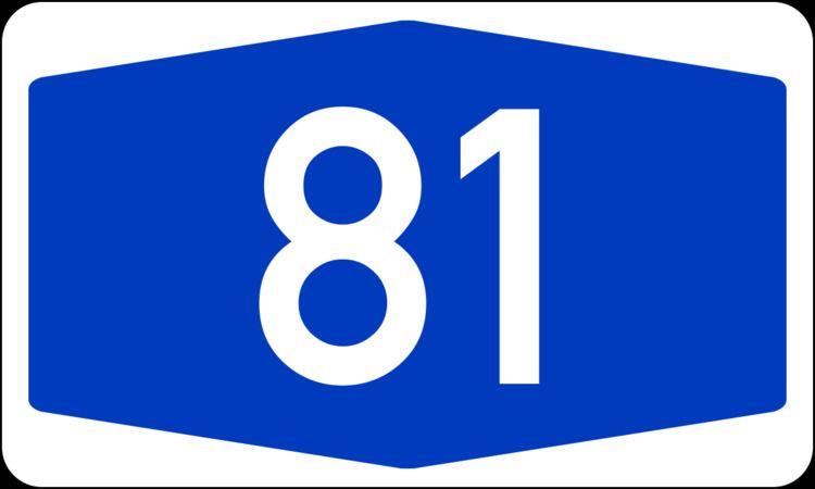 Bundesautobahn 81