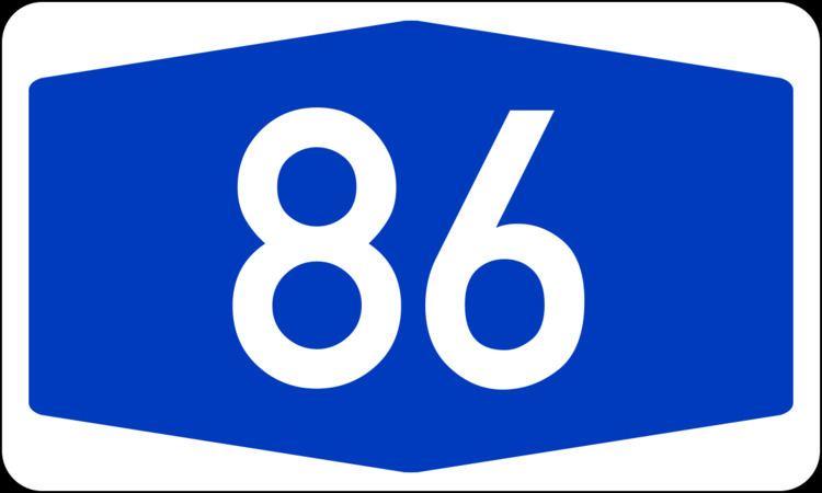 Bundesautobahn 86