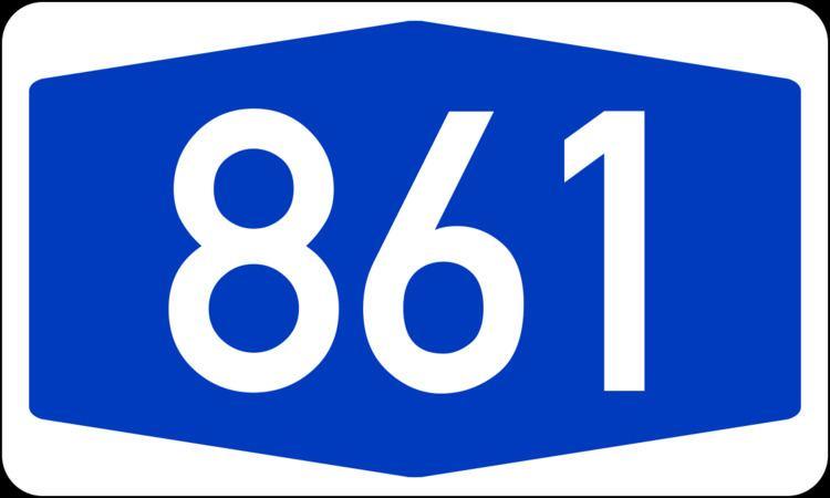 Bundesautobahn 861